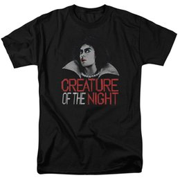 Free Gift Picture NZ - Rocky Horror Picture Show Creature Of The Night T-shirts for Men Women or Kids Funny free shipping Unisex Casual gift top