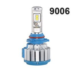 dropship lighting Australia - Car Light 2pc 70W 7000LM 9006 Car LED Headlight 6000K B2 Canbus Fog Lamp Head dropship 19F15