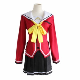 China ostumes Accessories Costumes Tomori Nao Cosplay Charlotte Costume Japanese Anime Cosplay Costume For Women Adults Fancy School Uniforms ... suppliers