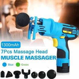 $enCountryForm.capitalKeyWord Australia - New Arrival Electronic Therapy Body Massage for Gun High Frequency Vibrating Massage for Gun Body Muscle Relaxing for Gun