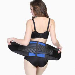 $enCountryForm.capitalKeyWord Australia - women belt Adjustable Neoprene Lumbar Support Lower Back Waist Belt Brace Pain Relief Double Pull Strap