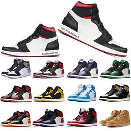 mens golf fashion 2019 - Top Fashion 1 1s Mens Basketball Shoes Not For Resale Red Yellow paris saint german Top 3 UNC Designer Sneakers EUR 40-4