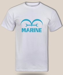Marine yellow online shopping - One Piece T Shirt Marine logoFunny Unisex Tshirt