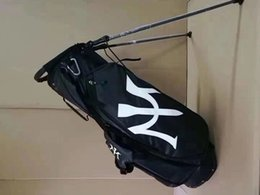 Wholesale Brand New M Golf Rack Package Golf Bag Black Color Rack Clubs Bag