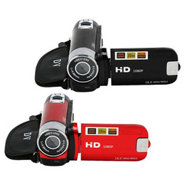 Wholesale 1080P HD Video Camera Camcorder 16x Digital Zoom Handheld Digital Cameras (Retail)