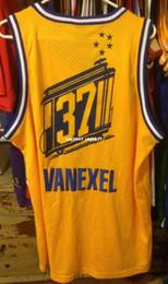 $enCountryForm.capitalKeyWord Australia - Cheap wholesale Nick Van Exel #37 Sewn Men Jersey nk Nick VanExel T-shirt vest Stitched Basketball jerseys Ncaa