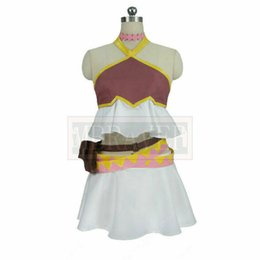 Discount fairy tail lucy heartfilia cosplay - Fairy Tail Dragon Cry Lucy Heartfilia Cosplay costume Halloween Uniform Outfit