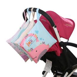 $enCountryForm.capitalKeyWord Australia - Waterproof Baby Diaper Bag Cute Print Nappy Bag Travel Wet Dry Bags Small Size 30*28cm Stroller Bag 2019