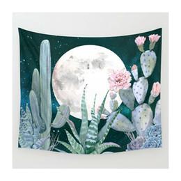 $enCountryForm.capitalKeyWord UK - Tapestry Wall Hanging Art Cactus Floral Living Room Bedroom Curtain Sofa Blanket