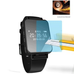 Discount mp3 voice recording watch Digital Audio Recording Bluetooth Watch Pedometer Voice Recorder Wrist Band Dictaphone OLED Screen Recorder Mini MP3 Pla