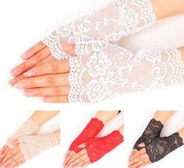 Women's Arm Warmers New Design 1 Pair Women Summer Fishnet Dual Function Silk Anti-uv Gloves Or Leg Lace Mesh Socks Hot Sale 2018 Quality First