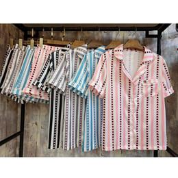 $enCountryForm.capitalKeyWord Australia - Silk Pajamas Satin Pajamas Sets Sleepwear Short Top+Long Pants Pajamas Home Clothing Pyjama Night Suit