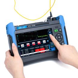 Extremidade 1310 / 1550nm 32 / 30dB de Orientek K70 OTDR com OPM VFL, domínio de tempo óptico Reflectometer, Singlemode OTDR em Promoção