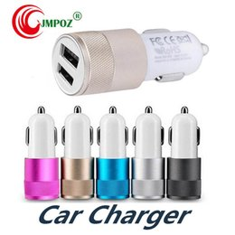 $enCountryForm.capitalKeyWord Australia - Car Charger Chargers Best Metal Dual USB Universal 2 USB ports Fast Charging Adapter 2.1A for Apple iPhone iPad iPod   Samsung mp3