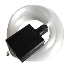 $enCountryForm.capitalKeyWord Australia - 16W RGBW Novelty Light LED Fiber Optic Star Ceiling Kit with 150 200 300 450 Strands 2m 3m 0.75mm fiber optic cable