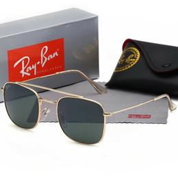 Product Brand Color Australia - Home> Fashion Accessories> Sunglasses> Product detail Brand designer Mens Womens Sunglasses plank frame Metal hinge Glass Lens Cat Eye sun