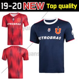 5e8ed2377 Size:S-XXL New 2019 2020 University of Chile Catholic University Soccer  Jerseys 19 20 colo colo Jerseys university football shirt Jersey