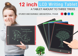 $enCountryForm.capitalKeyWord Australia - NEW LCD Writing Tablet 12 inch Digital Memo Board Blackboard Handwriting Pads With Upgraded Pen for Adults Kids Office Drawing
