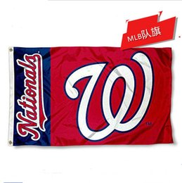 banner gift Australia - Washington 2019 Nationals World Series Champions baseball BANNER FLAG Championship Souvenir Fan Gift Wholesale 2020 Drop Shipping
