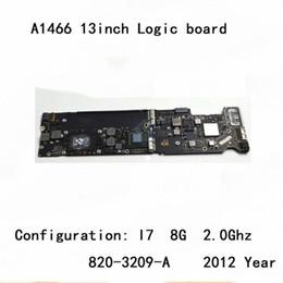$enCountryForm.capitalKeyWord Australia - Used with 100% working Logic board for Macbook Air A1466 mother board 13'' I7 8G 2.2Ghz 2012 year 820-3209-A