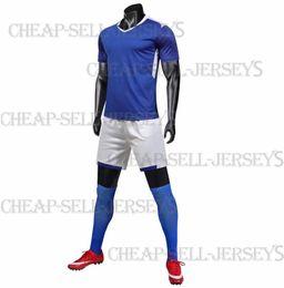 57e457282 Men Soccer Jerseys Set Football kit Training Suits Uniform for blank custom  team game Football Jerseys Set Customzied7