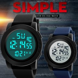 $enCountryForm.capitalKeyWord Australia - Watch Men Military Army Sport Watch Shock Men's Luxury Analog Quartz Digital Water Resistant Date Calendar