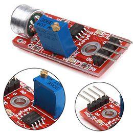 $enCountryForm.capitalKeyWord Australia - Microphone Amplifier Modules Sensor AVR PIC High Sensitivity Sound Detection Module Electronics PCBA Assembly Parts