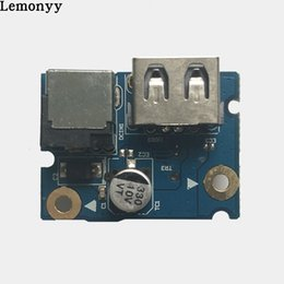 Dc jack power laptop new online shopping - NEW Laptop Parts DC Power jack Board and USB port for Lenovo G480 G485 G580 SG03 G