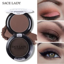 make up nude Australia - Natural Matte Eye Shadow Waterproof Nutritious Eye Shadow Palette Pigment Nude Eyeshadow Makeup Brand Beauty Make Up Cosmetic