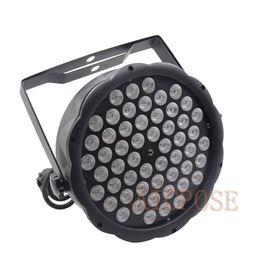 $enCountryForm.capitalKeyWord Australia - 54*3w Led Par Light 54x3W Par LED Wall Washer Disco Light DMX Controller Stage Effect Lighting