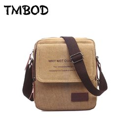 $enCountryForm.capitalKeyWord Australia - messenger bag 2019 New Men Messenger Bags Canvas Vintage Travel Casual Military Bag Shoulder Crossbody Bags for Man Handbags Bolso X0008