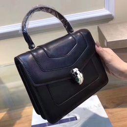 Jacquard Handbags Australia - Black blue green luxury designer handbags purse tote bag leather fashion designer bags women famous brand shoulder bag purse high quality