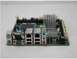 Lga 755 ddr3 online shopping - MINI ITXSYS76841 VGGA Core Four Core Multi Series Dual Network Port Industrial Control Board