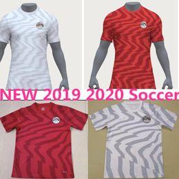 1a8731938fb Discount egypt shirts - 2019 Egypt soccer jersey M. SALAH Home Red 19 20  KAHRABA