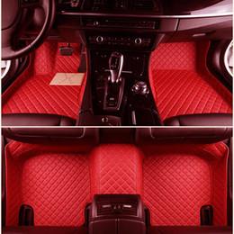 Make Custom Cars NZ - Custom Fit Car Floor Mats Specific Waterproof PU Leather Material For Vast of Car Model and Make Full set Mats