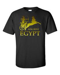 T Shirts For Men New Design Australia - Men's Ancient Egypt Support Dropship New T-Shirt History Educational Gold Logo Tee T-shirt For Men Top Design Short Sleeve Cotton Custom Big