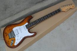 $enCountryForm.capitalKeyWord NZ - Wholesale custom body Chrome Tremolo Floyd Rose Electric Guitar