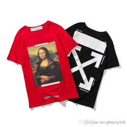 $enCountryForm.capitalKeyWord Australia - 2018 new Fashion Sale Mon Larissa Brand Clothing Men Print Cotton Shirt T-shirt men Women T-shirt 15 styles S-XL Short sleeve