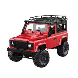 Discount box trucks - 1Set 2 Type Model D90 1:12 Scale Rc Crawler Car 2.4G 4Wd Remote Control Truck Toys Unassembled Kit Defender Pickup
