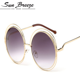 Box Brand Glasses NZ - Sunbreeze 2019 NEW Square mens Sunglasses Steampunk with Box Brand Designer Men and Women UV400 Protection Lens Glass Unisex Stainless