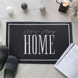Black Kitchen Rugs Mats Online Shopping Black Kitchen Rugs