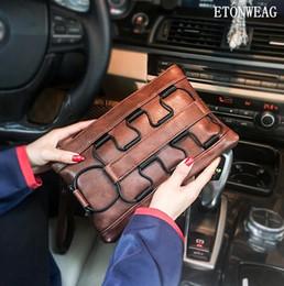 $enCountryForm.capitalKeyWord NZ - Factory wholesale men handbag street cool men clutch fashion leather business clutch personality multifunctional leather storage wallet