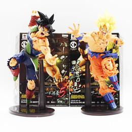 $enCountryForm.capitalKeyWord NZ - Toys Hobbies Action Toy Figures 22CM Dragon ball Z SCultures BIG Resurrection Of F Styling God Super Saiyan Son Goku Bardock PVC