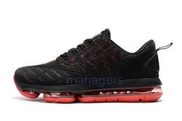 China New 2019 running shoes mens brand nano technology fine mold boots womens black white pink oreo breathable trainers size 36-48 cheap basketball shoe size 48 suppliers