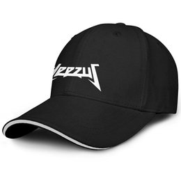$enCountryForm.capitalKeyWord NZ - Cool Men Women ball cap Kanye West New yeezus logo white custom fitted baseball hats Embroidered hats 100% Cotton