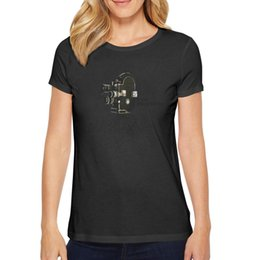 Plain Cotton Tee Shirts NZ - Girl's tops t Shirts Tee Cotton Plain Custom Foo Fighters Film