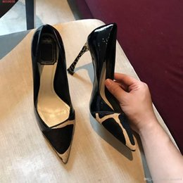 Comfortable Soft Women Shoes Australia - AAA New Arrival Top Quality Women Temperamental Comfortable Soft Leather Leopard Print High Heel Shoes Wedding Party Dress Shoes Size 35-39