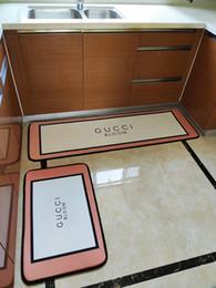 Bathroom kitchen floor mats online shopping - blom ship multi purpose strip floor mat Nordic simple style series Kitchen sets bathroom sets balcony sliding door bed pad bath bed mat