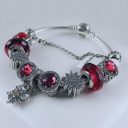 Thanksgiving Gift Packing Australia - Top Quality Pandora Classic Moments Bracelet 925 Sterling Silver Charm Beads Womens Luxury Jewelry Gift With Brand Counters Packing