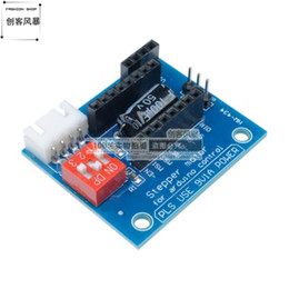 printer board UK - 5pcs A4988 DRV8825 stepper motor drive control board   expansion board module   can be used for 3D printer